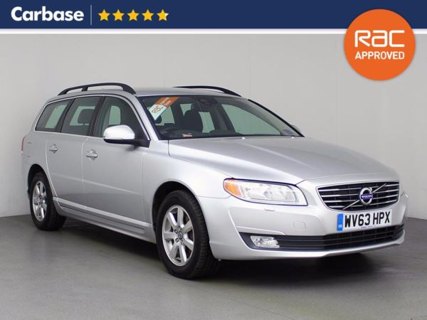 (2013) Volvo V70 D3 [136] Business Edition 5dr SportWagon Estate £805 Of Extras - Satellite Navigation - Bluetooth Connection - £30 Tax