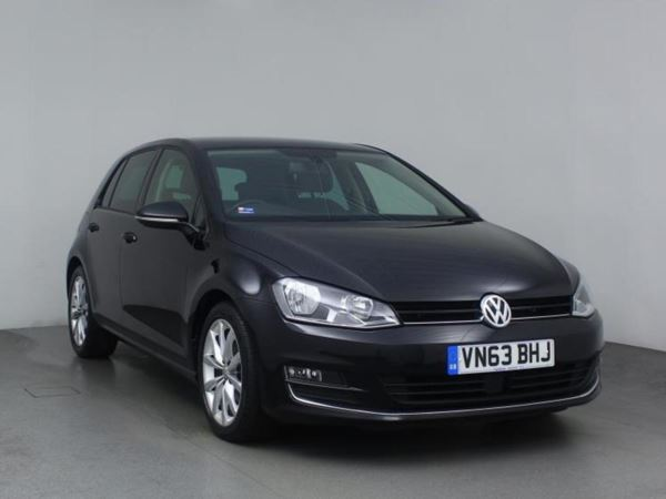 (2013) Volkswagen Golf 2.0 TDI GT 5dr DSG Satellite Navigation - Bluetooth Connection - £30 Tax - Parking Sensors