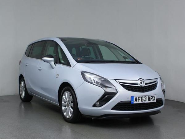 (2013) Vauxhall Zafira TOURER 2.0 CDTi SE 5dr - MPV 7 SEATS £1345 Of Extras - Panoramic Roof - Bluetooth Connection - Parking Sensors