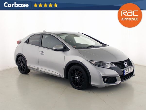 (2016) Honda Civic 1.6 i-DTEC Sport 5dr Bluetooth Connection - Cruise Control - 1 Owner - Climate Control - Alloys - Hill Hold Assist