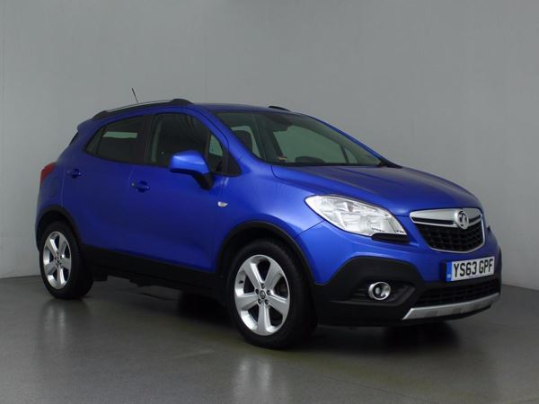 (2013) Vauxhall Mokka 1.7 CDTi Tech Line 5dr - SUV 5 Seats £1290 Of Extras - Satellite Navigation - Bluetooth Connection - £30 Tax