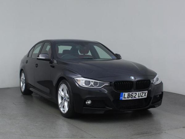 (2013) BMW 3 Series 320d M Sport 4dr Step Auto £3525 Of Extras - Luxurious Leather - Bluetooth Connection - £30 Tax