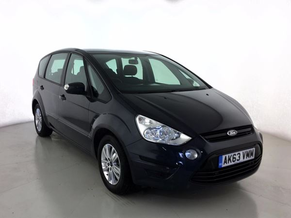 (2014) Ford S-MAX 2.0 TDCi 140 Zetec 5dr - MPV 7 SEATS £1070 Of Extras - Bluetooth Connection - Parking Sensors - Aux MP3 Input