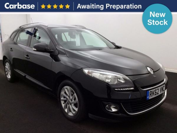 (2012) Renault Megane 1.5 dCi 110 Dynamique TomTom 5dr EDC Estate £855 Of Extras - Satellite Navigation - Bluetooth Connection - £20 Tax