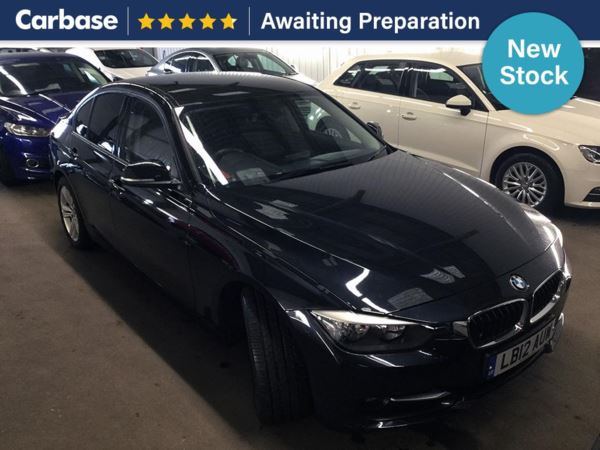 (2012) BMW 3 Series 320d Sport 4dr Step Auto £3375 Of Extras - Bluetooth Connection - Parking Sensors - Aux MP3 Input - USB Connection
