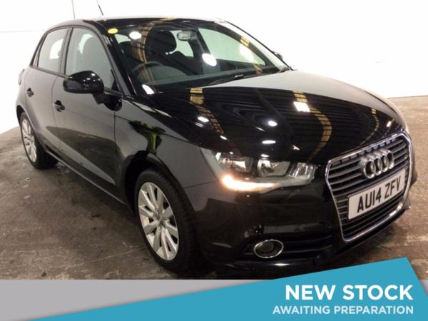(2014) Audi A1 1.6 TDI Sport 5dr £1080 Of Extras - Satellite Navigation - Bluetooth Connection - Zero Tax