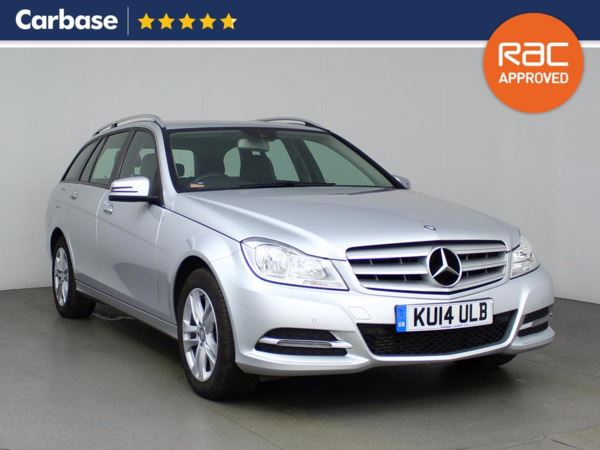 (2014) Mercedes-Benz C Class C220 CDI Executive SE 5dr Auto [Premium] Estate £1505 Of Extras - Luxurious Leather - Bluetooth Connection - Parking Sensors