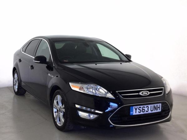 (2014) Ford Mondeo 2.0 TDCi 163 Titanium X Business Ed 5dr Powershift Satellite Navigation - Luxurious Leather - Bluetooth Connection