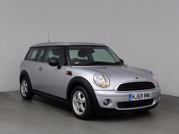 (2009) MINI Clubman 1.4 One 5dr £655 Of Extras - 6 Speed - Air Conditioning