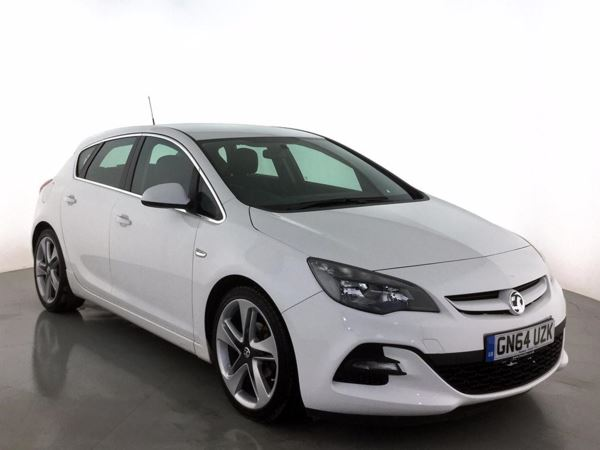(2014) Vauxhall Astra 1.6i 16V Limited Edition 5dr Bluetooth Connection - Aux MP3 Input - USB Connection - Cruise Control