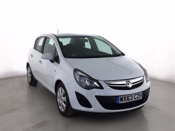 (2013) Vauxhall Corsa 1.3 CDTi ecoFLEX Exclusiv 5dr [AC] [Start Stop] £660 Of Extras - Bluetooth Connection - Zero Tax - Aux MP3 Input - 1 Owner