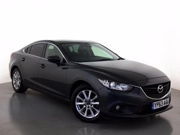 (2014) Mazda 6 2.2d SE-L 4dr Bluetooth Connection - £20 Tax - Parking Sensors - Aux MP3 Input - Rain Sensor