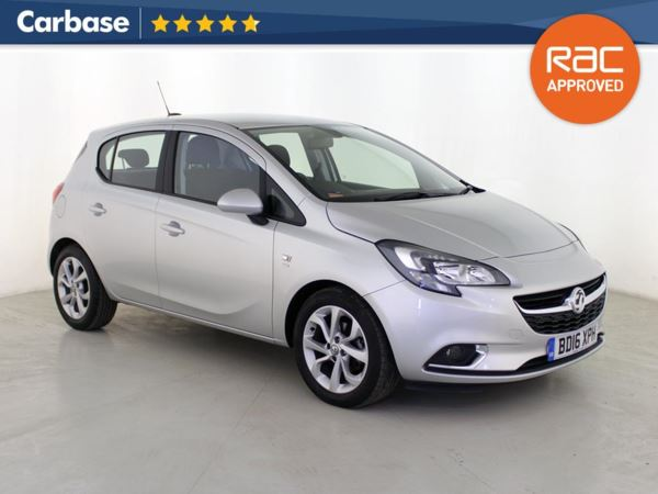 (2016) Vauxhall Corsa 1.4 ecoFLEX SRi 5dr £545 Of Extras - Bluetooth Connection - Aux MP3 Input - USB Connection - Rain Sensor