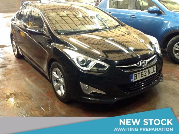 (2013) Hyundai i40 1.7 CRDi [115] Blue Drive Active 4dr Bluetooth Connection - £30 Tax - USB Connection - Air Conditioning - 1 Owner