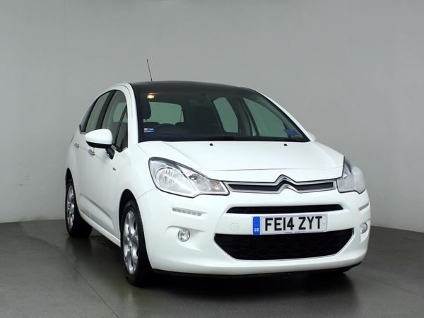 (2014) Citroen C3 1.6 e-HDi Airdream Exclusive 5dr ETG6 Bluetooth Connection - Zero Tax - Aux MP3 Input - USB Connection - Cruise