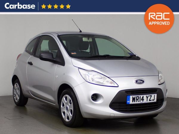 (2014) Ford KA 1.2 Studio 3dr [Start Stop] £645 Of Extras - Bluetooth Connection - £30 Tax - Aux MP3 Input - USB Connection