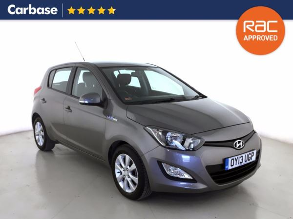 (2013) Hyundai i20 1.4 CRDi Blue Drive Active 5dr Bluetooth Connection - Zero Tax - USB Connection - Air Conditioning
