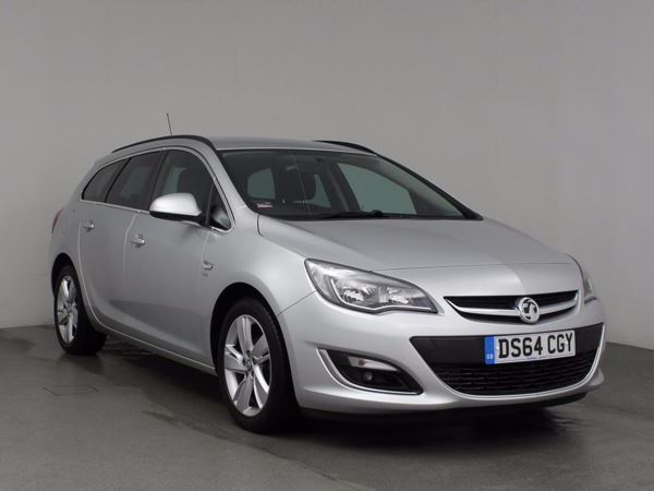 (2014) Vauxhall Astra 1.6i 16V SRi 5dr Aux MP3 Input - Cruise Control - Air Conditioning - Alloys