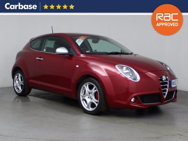 (2013) Alfa Romeo MiTo 0.9 TB TwinAir 105 Distinctive 3dr Bluetooth Connection - Zero Tax - Parking Sensors - Cruise Control