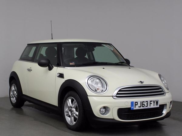 (2013) MINI HATCHBACK 1.6 One D 3dr £1675 Of Extras - Bluetooth Connection - Zero Tax - DAB Radio - Aux MP3 Input