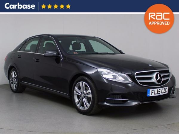 (2015) Mercedes-Benz E Class E220 BlueTEC SE 4dr 7G-Tronic £645 Of Extras - Satellite Navigation - Luxurious Leather - Bluetooth Connection