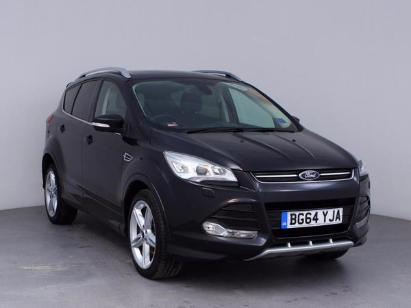 (2014) Ford Kuga 2.0 TDCi 163 Titanium X Sport 5dr - SUV 5 Seats £2820 Of Extras - Panoramic Roof - Satellite Navigation - Luxurious Leather