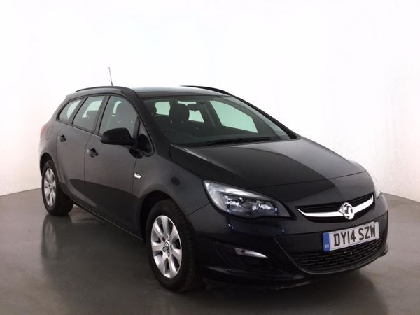 (2014) Vauxhall Astra 1.6 CDTi 16V ecoFLEX 136 Design 5dr Estate £20 Tax - Aux MP3 Input - Cruise Control - 6 Speed - Air Conditioning