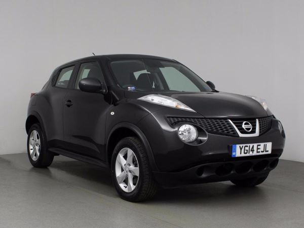 (2014) Nissan Juke 1.5 dCi Visia 5dr [Start Stop] - SUV 5 SEATS £20 Tax - Air Conditioning - 1 Owner