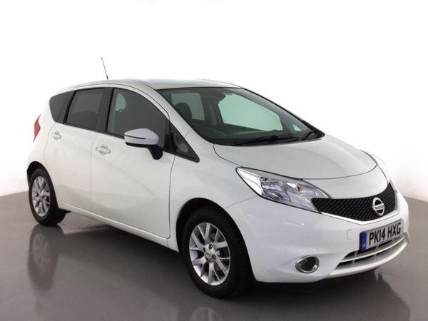 (2014) Nissan Note 1.5 dCi Acenta Premium 5dr Satellite Navigation - Bluetooth Connection - Zero Tax - USB Connection