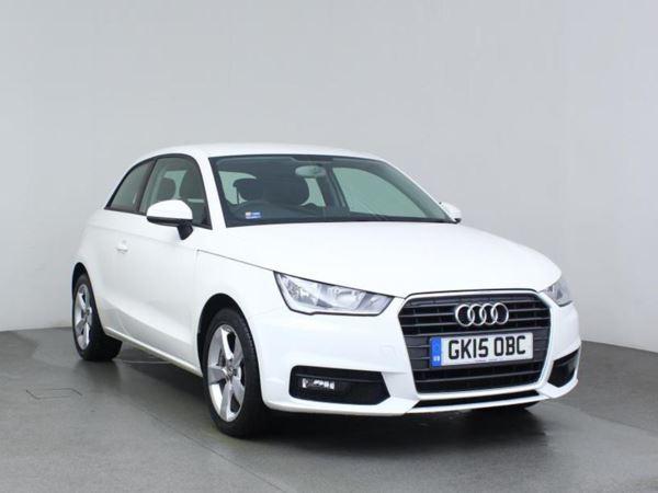 (2015) Audi A1 1.4 TFSI Sport 3dr S Tronic Auto Bluetooth Connection - £30 Tax - DAB Radio - Aux MP3 Input
