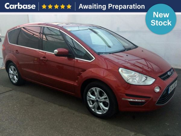(2014) Ford S-MAX 2.0 TDCi 140 Titanium 5dr - MPV 7 Seats £1125 Of Extras - Panoramic Roof - Bluetooth Connection - Parking Sensors