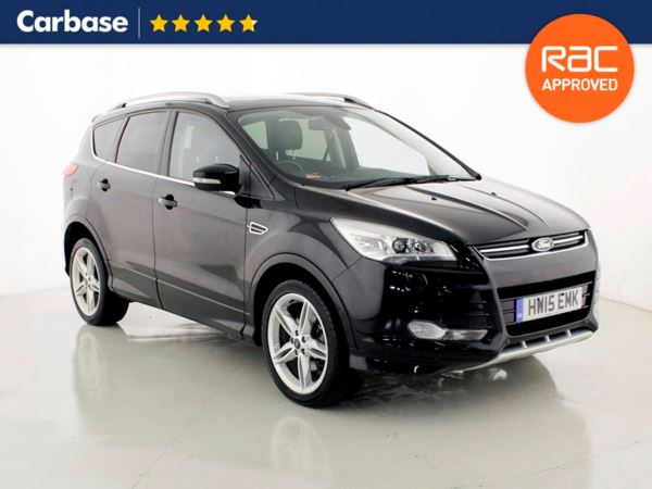 (2015) Ford Kuga 2.0 TDCi 180 Titanium X Sport 5dr Powershift - SUV 5 Seats Panoramic Roof - Satellite Navigation - Luxurious Leather - Bluetooth Connection - Parking Sensors