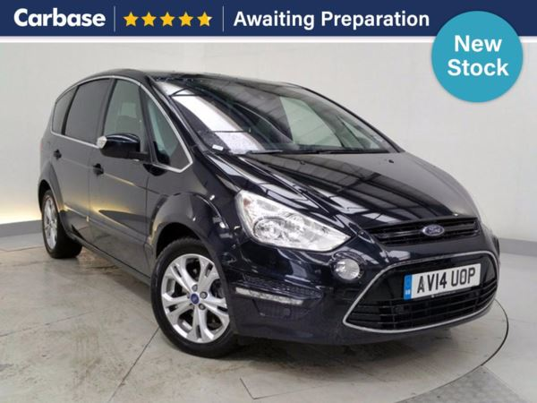 (2014) Ford S-MAX 2.0 TDCi 163 Titanium 5dr - MPV 7 Seats £1950 Of Extras - Satellite Navigation - Bluetooth Connection - Parking