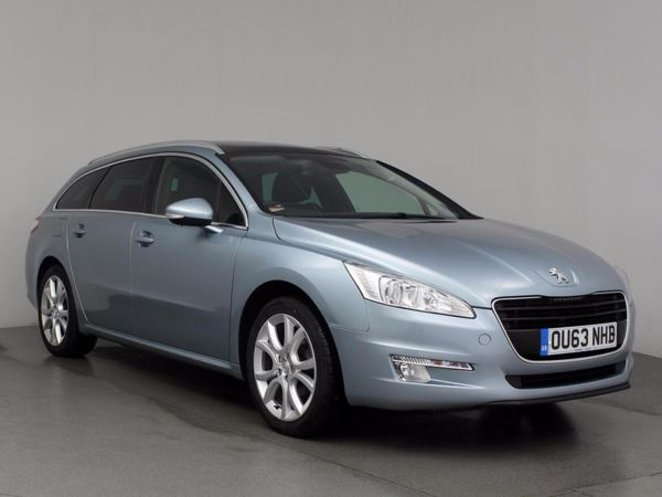 (2013) Peugeot 508 1.6 e-HDi 115 Active 5dr EGC [Sat Nav] Panoramic Roof - Satellite Navigation - Bluetooth Connection - £20 Tax