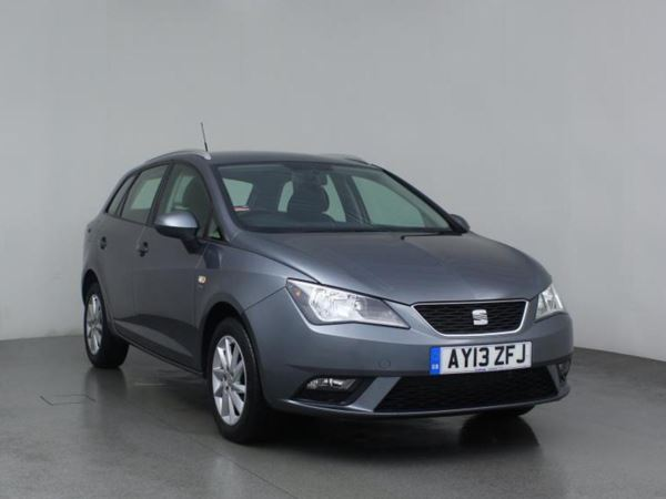 (2013) SEAT Ibiza 1.2 TSI SE 5dr DSG Aux MP3 Input - Air Conditioning - 1 Owner