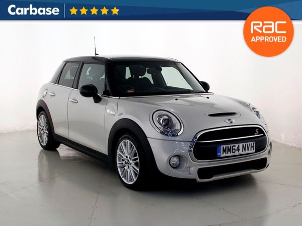(2014) MINI HATCHBACK 2.0 Cooper S D 5dr £4500 Of Extras - Satellite Navigation - Bluetooth Connection - DAB Radio - Aux MP3 Input