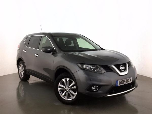(2015) Nissan X-Trail 1.6 dCi Acenta 5dr - MPV 7 SEATS Panoramic Roof - Parking Sensors - USB Connection - Cruise Control - Climate Control