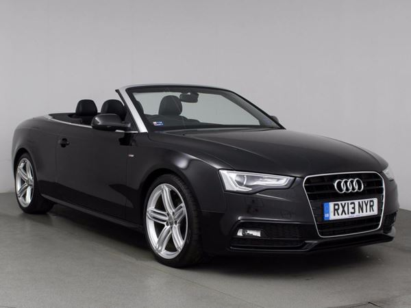 (2013) Audi A5 2.0 TDI 177 S Line 2dr £825 Of Extras - Bluetooth Connection - Parking Sensors - Aux MP3 Input