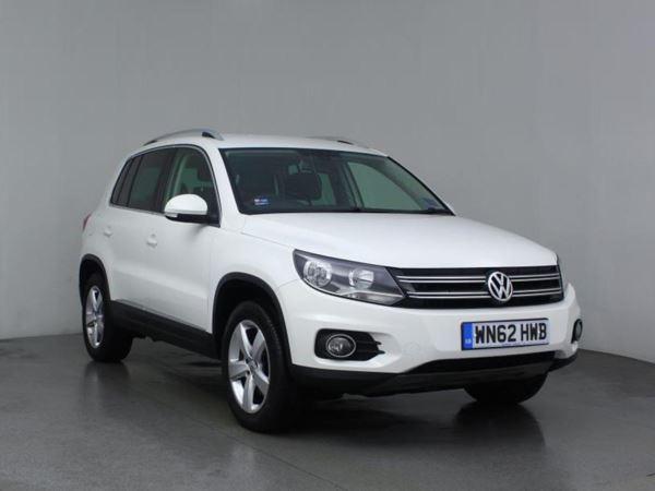 (2012) Volkswagen Tiguan 2.0 TDi BlueMotion Tech Escape 5dr - SUV 5 SEATS Bluetooth Connection - DAB Radio - Aux MP3 Input - Rain Sensor - 6 Speed