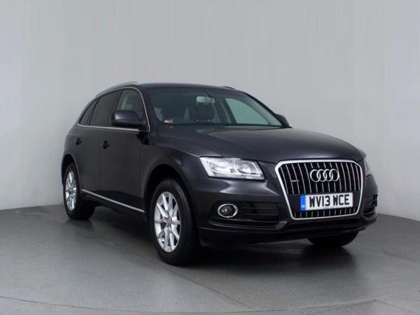 (2013) Audi Q5 2.0 TDI [143] Quattro SE 5dr £1105 Of Extras - Bluetooth Connection - Parking Sensors - Aux MP3 Input