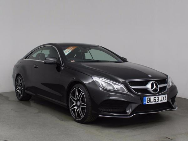 (2014) Mercedes-Benz E Class E400 AMG Sport Plus 2dr 7G-Tronic With Paddle Shift £645 Of Extras - Satellite Navigation - Luxurious Leather - Bluetooth Connection