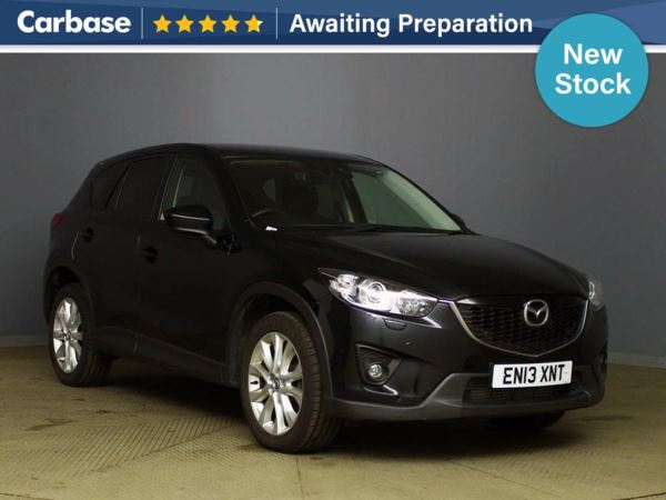 (2013) Mazda CX-5 2.2d [175] Sport Nav 5dr AWD Auto - SUV 5 Seats Bluetooth Connection - Aux MP3 Input - Rain Sensor - Cruise Control - 1 Owner - Climate Control