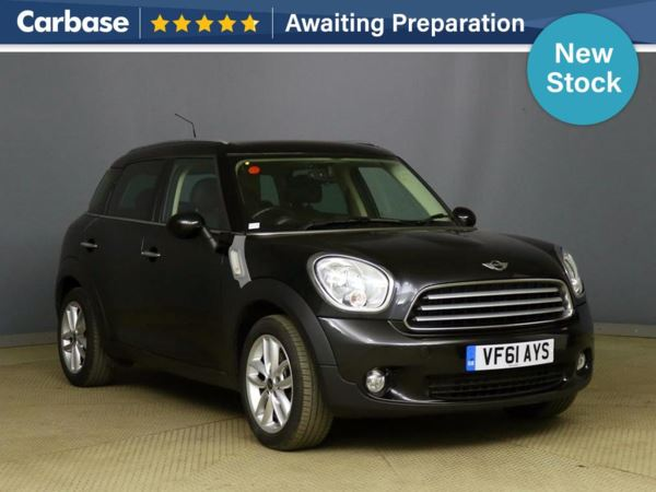 (2011) MINI Countryman 1.6 Cooper D 5dr £3305 Of Extras - Bluetooth Connection - Parking Sensors - DAB Radio - Aux MP3 Input