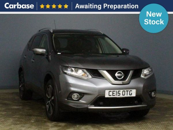(2015) Nissan X-Trail 1.6 dCi Tekna 5dr [7 Seat] - SUV 5 Seats Panoramic Roof - Luxurious Leather - Parking Sensors - Aux MP3 Input