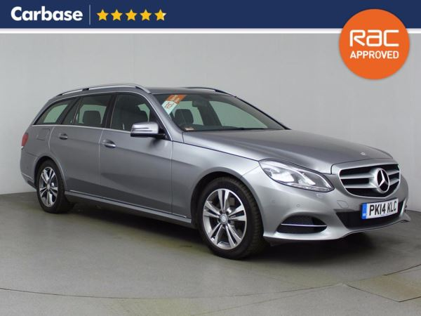 (2014) Mercedes-Benz E Class E300 BlueTEC Hybrid SE 5dr Estate 7G-Tronic With Paddle Shift £745 Of Extras - Satellite Navigation - Luxurious Leather - Bluetooth Connection
