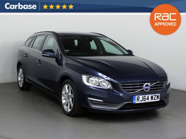 (2015) Volvo V60 D3 [136] SE 5dr Estate Bluetooth Connection - Parking Sensors - DAB Radio - Aux MP3 Input