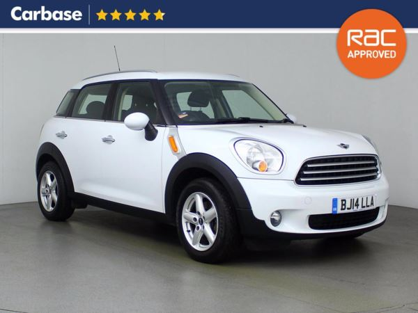 (2014) MINI Countryman 1.6 Cooper D 5dr £1155 Of Extras - Bluetooth Connection - £30 Tax - Parking Sensors
