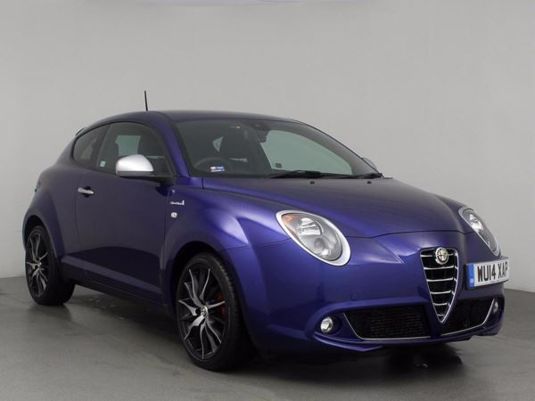 (2014) Alfa Romeo MiTo 0.9 TB TwinAir 105 Sportiva 3dr Bluetooth Connection - Zero Tax - Parking Sensors - Cruise Control