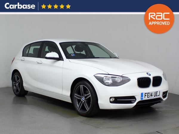 (2014) BMW 1 Series 118d Sport 5dr £2650 Of Extras - Bluetooth Connection - £30 Tax - Parking Sensors