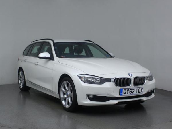 (2012) BMW 3 Series 320d Luxury 5dr £1790 Of Extras - Luxurious Leather - Bluetooth Connection - Parking Sensors